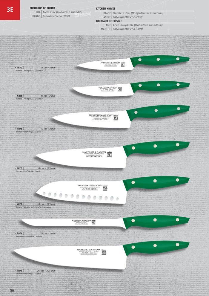 Fotos de cuchillos de cocina - Cuchillos de cocina ...