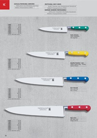 professional knives cook COOK KNIVES FORGED