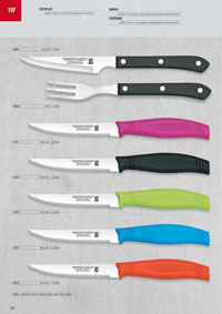 MARTINEZ & GASCON TABLE KNIVES