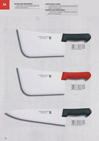 professional knives cook CLEAVERS FOR PROFESSIONALS