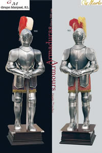 swords armours ARMOR 2