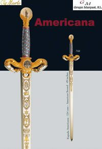 MARTO AMERICAN SWORD