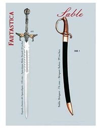 MARTO SWORD AND SABER