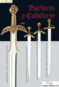 swords SWORD BARBARIANS AND GENTLEMEN