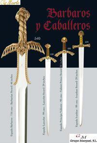 MARTO SWORD BARBARIANS AND GENTLEMEN
