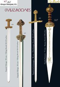 MARTO SWORDS CIVILIZATIONS