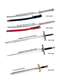 swords CONAN SWORDS