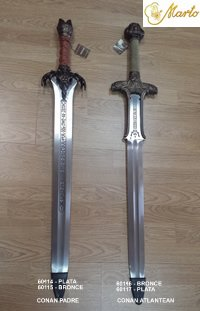 swords SWORDS CONAN