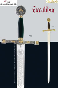 swords SWORDS EXCALIBUR