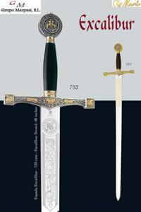 MARTO SWORDS EXCALIBUR