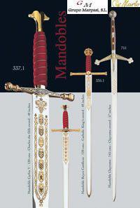 MARTO SWORDS DOUBLE HANDS