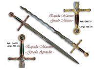 MARTO MASONIC SWORDS