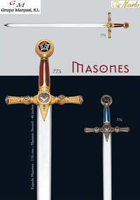 MARTO SWORDS MASONS