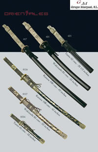 swords katanas SWORDS ORIENTALS 6