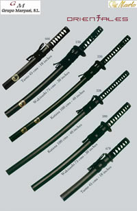 swords katanas SWORDS ORIENTALS 7