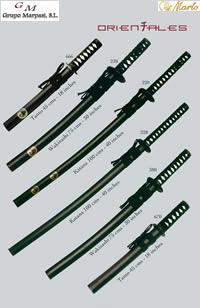 MARTO SWORDS ORIENTALS 7