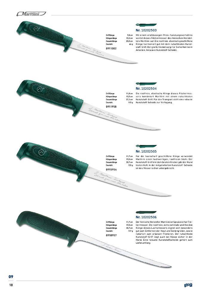 MARTTIINI NORDIC KNIVES FILLETING 🔪 Marttiini - kitchen