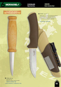 MORAKNIV BUSHCRAFT SURVIVAL Y WOOD CARVING