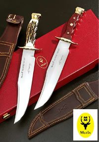 MUELA BOWIE KNIVES LIMITED EDITION