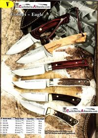 HUNTING KNIVES MUELA COLIBRI