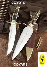 hunting knives  COYOTE COVARSI KNIVES
