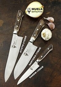 GOURMET KITCHEN KNIVES