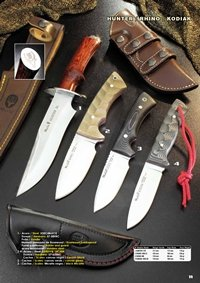CUCHILLOS HUNTER RHINO Y KODIAK