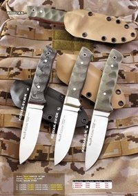 hunting knives  KODIAK SV KNIVES