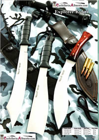 hunting knives hunting knives TACTICAL KNIVES EXPLORER KUKRI