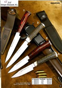 hunting knives  GAUCHO KNIVES