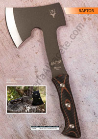 couteaux chasseurs RAPTOR AX