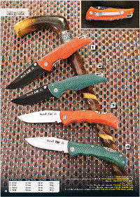 pocketknives hunting MUELA LX AND TW