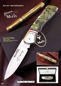 MESSER 60TH ANNIVERSARY MUELA