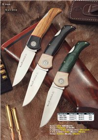 pocketknives hunting NAVALIA POCKET KNIVES