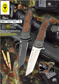 pocketknives tactical MILITARY POCKETKNIVE PANZER T