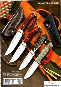 tactical knives  PREDATOR KODIAK KNIVES