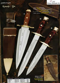 MUELA HUNTING KNIVES REMATE SERREÑO BOWIE