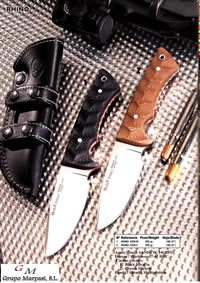 couteaux chasseurs couteaux de chasse RHINO 10SV COUTEAUX
