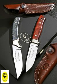 hunting knives artisans SETTER KODIAK KNIVES LIMITED EDITION