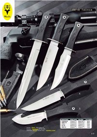 MUELA TACTICAL KNIVES