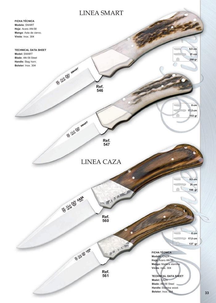 LINEA SMART 1 - Nieto