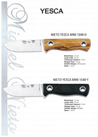 hunting knives hunting knives YESCA MINI