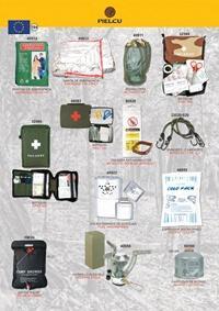 PIELCU EMERGENCY AND SURVIVAL ACCESSORIES
