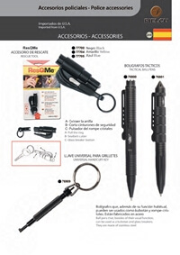 camping and survival  ACCESSORIES RESQME