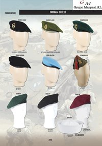 camping and survival hats BERETS