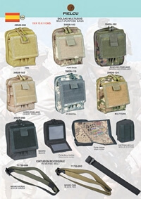 camping and survival soulder bags MULTIPURPOSE BAGS 2