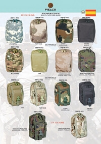 camping and survival soulder bags MULTIPURPOSE BAGS