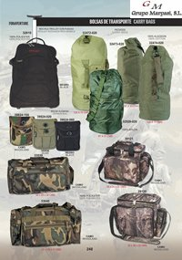 camping and survival  TRANSPORT BAGS 1