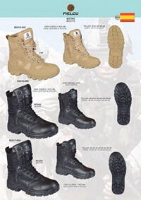 camping and survival  clothing BOOTS
