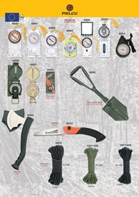 PIELCU COMPASSES AND SURVIVAL ACCESSORIES